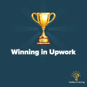 Winning in Upwork (FREE Webinar Video)